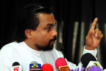 You can never overestimate the stupidity of the common man. Never. They are pretty effing dumb - Wimal Weerawansa